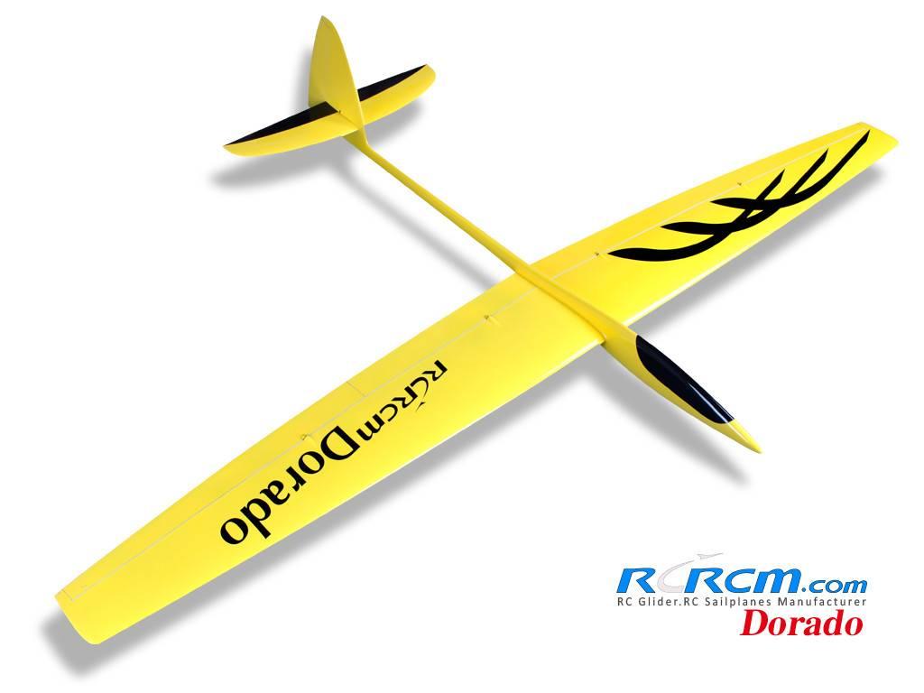 Dorado-2.34m aerobatic sailplane