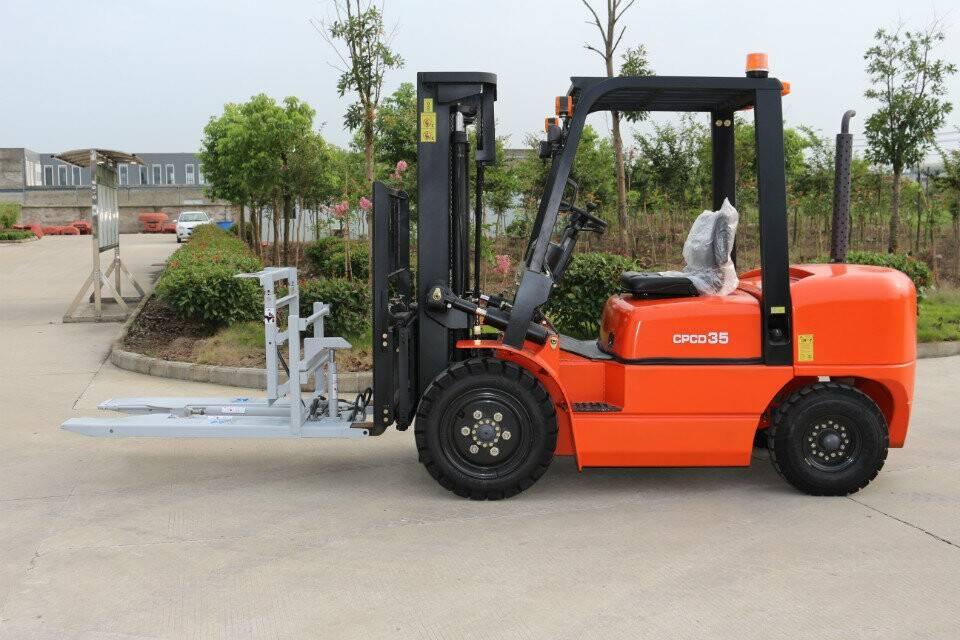 3.5T Diesel Forklift Truck
