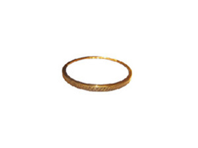 Alloy steel forged rolled ring-China forging factory