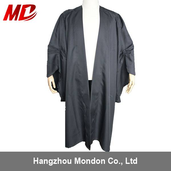 Deluxe Fluted Bachelor Academic Robes Used in UK/AUS/EU