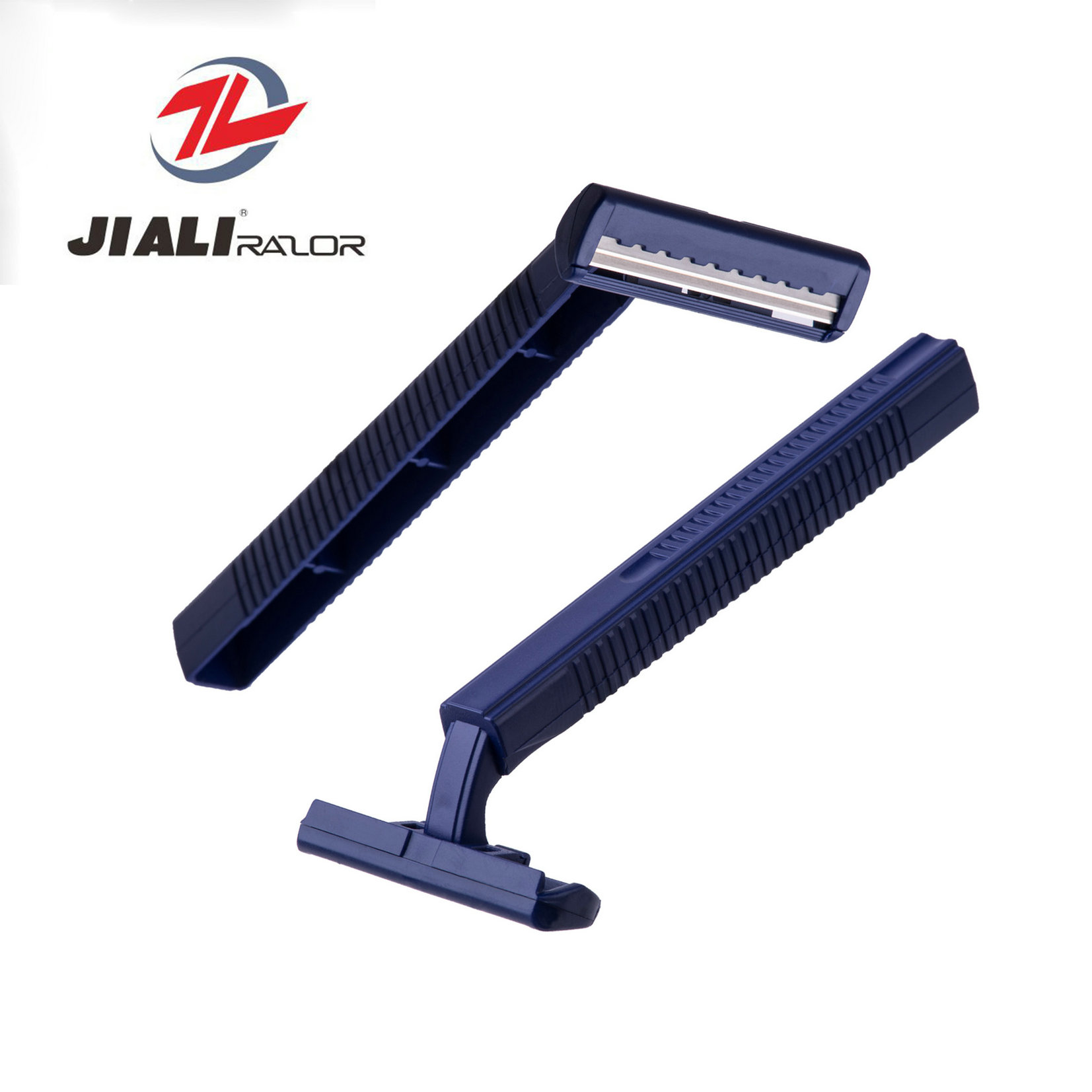 Twin Blade Stainless Steel Disposable Shaving Razor