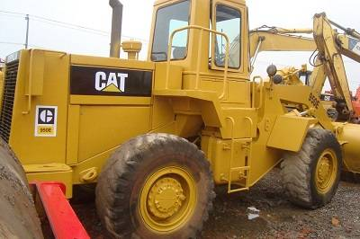 Caterpillar 950E LOADER