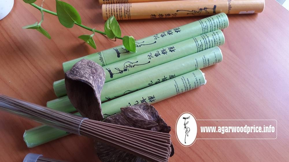 Nhang Thien JSC Agarwood Solid Incense Stick - Always available in stock with large order - High gra