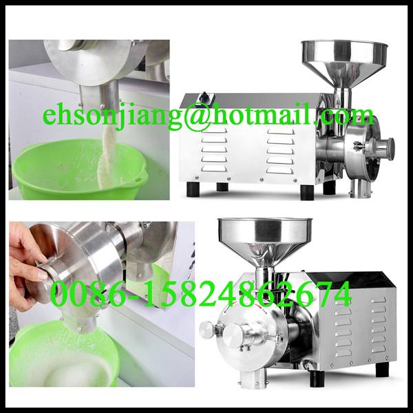 Stainless Steel Muti-functional White Sugar Grinder nut grinder herb grinder corn crusher on sale