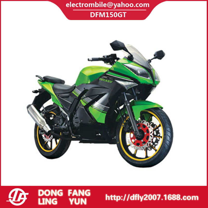 DFM150GT - Hot selling Racing car gasoline motorcycle good quality motorcycle from China