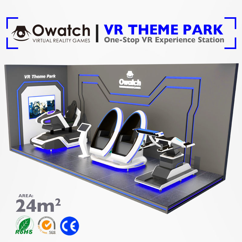 VR Theme Park rides for sale, China factory price