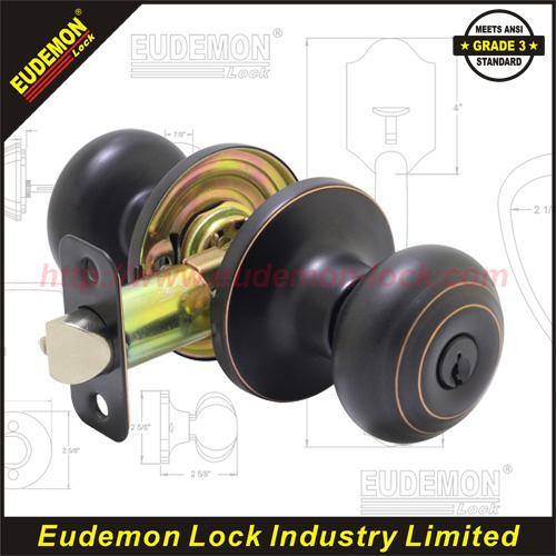 knobset door lock 6093