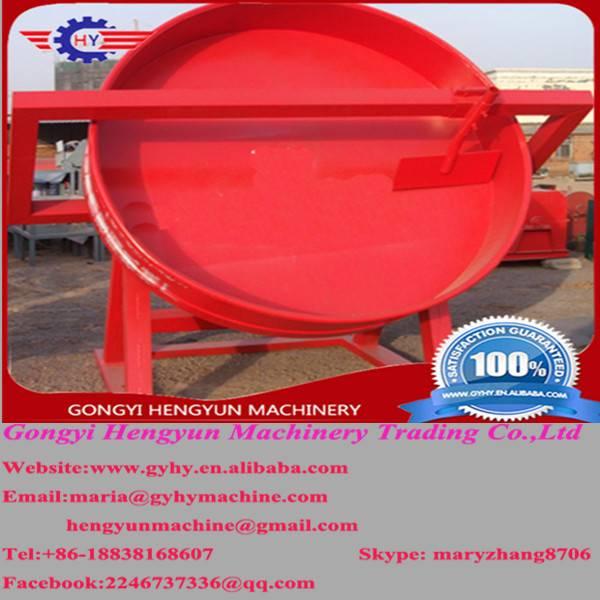 disc granulator/pan granulator/organic fertilizer making machine