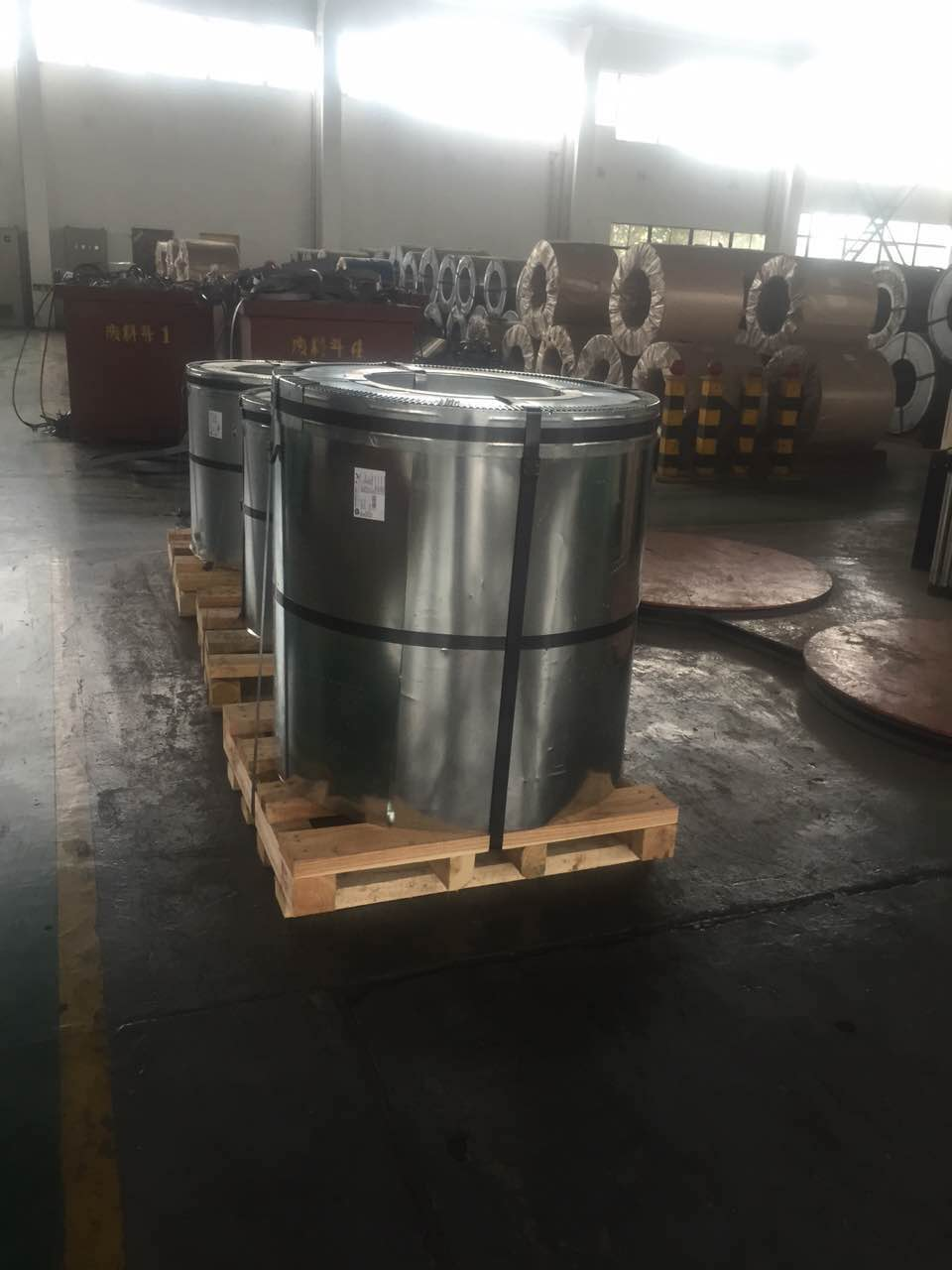Cold rolled Grainoriented electrical silicon steel