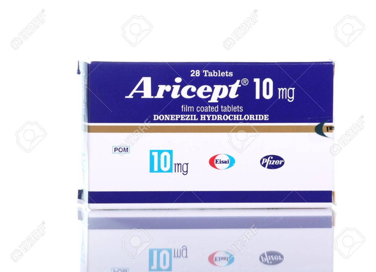 ARICEP 5MG &10MG