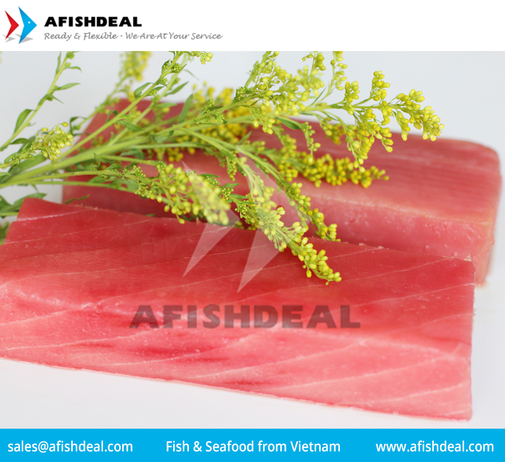 TUNA - YELLOWFIN - SKIPJACK - BONITO - LOIN - STEAK - CUBE - SLICE - WHOLE ROUND - HEAD - TAIL - C