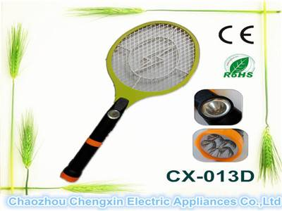 Rechargeable electronic mosquito machines with torch