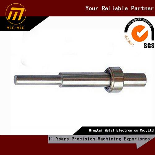 cnc milling machine process parts