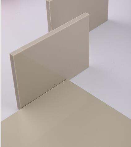 PP rigid sheet for chemical tank