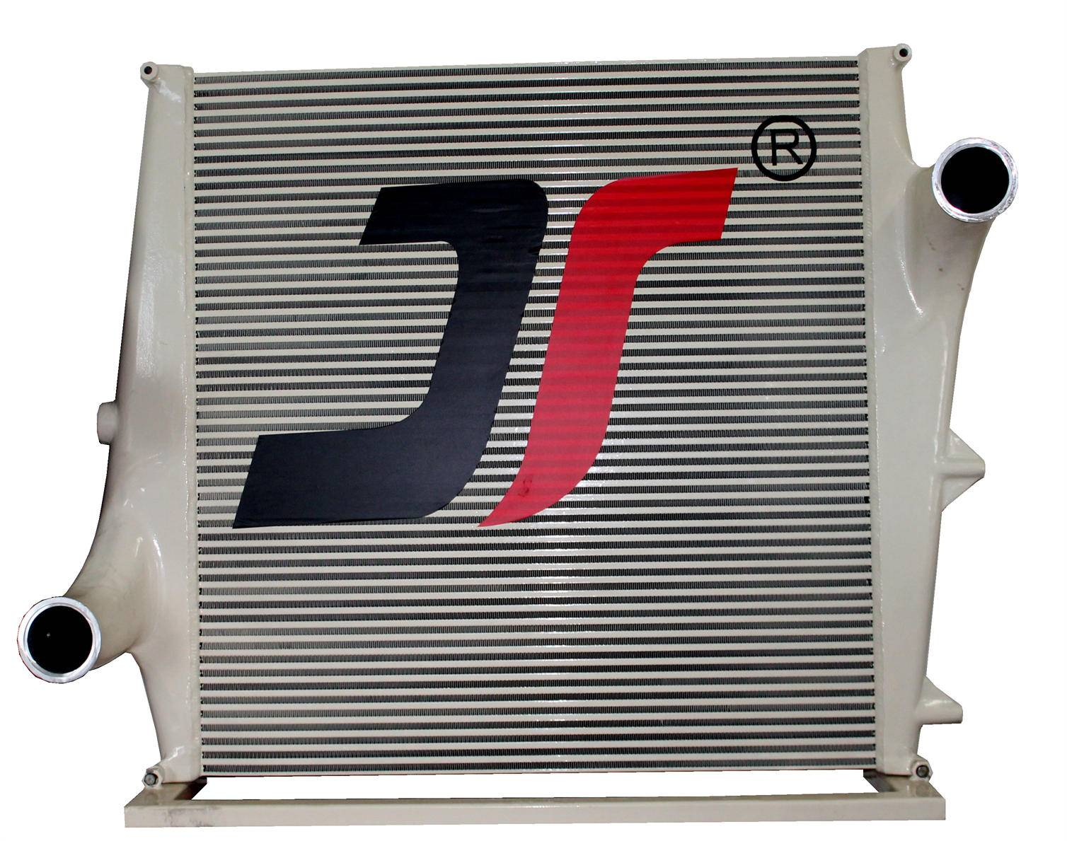 Heavy Duty Truck Intercooler For   Volvo
