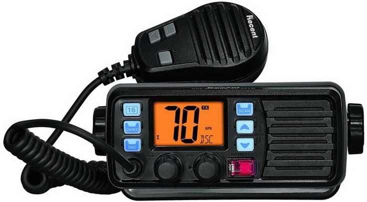 RS-507M IP-67 VHF Fixed Marine Radio