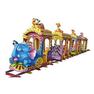 amusement Rides Electric Track Train for Sale