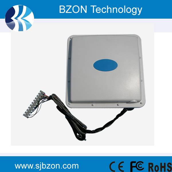 2.45ghz Active Rfid Card Reader