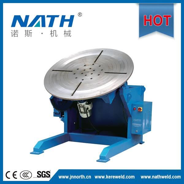 5000kg capacity welding equipment-welding positioner