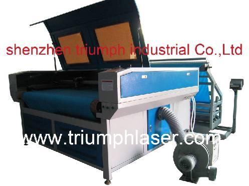triumphlaser 1610 fabric plasma cutting machine
