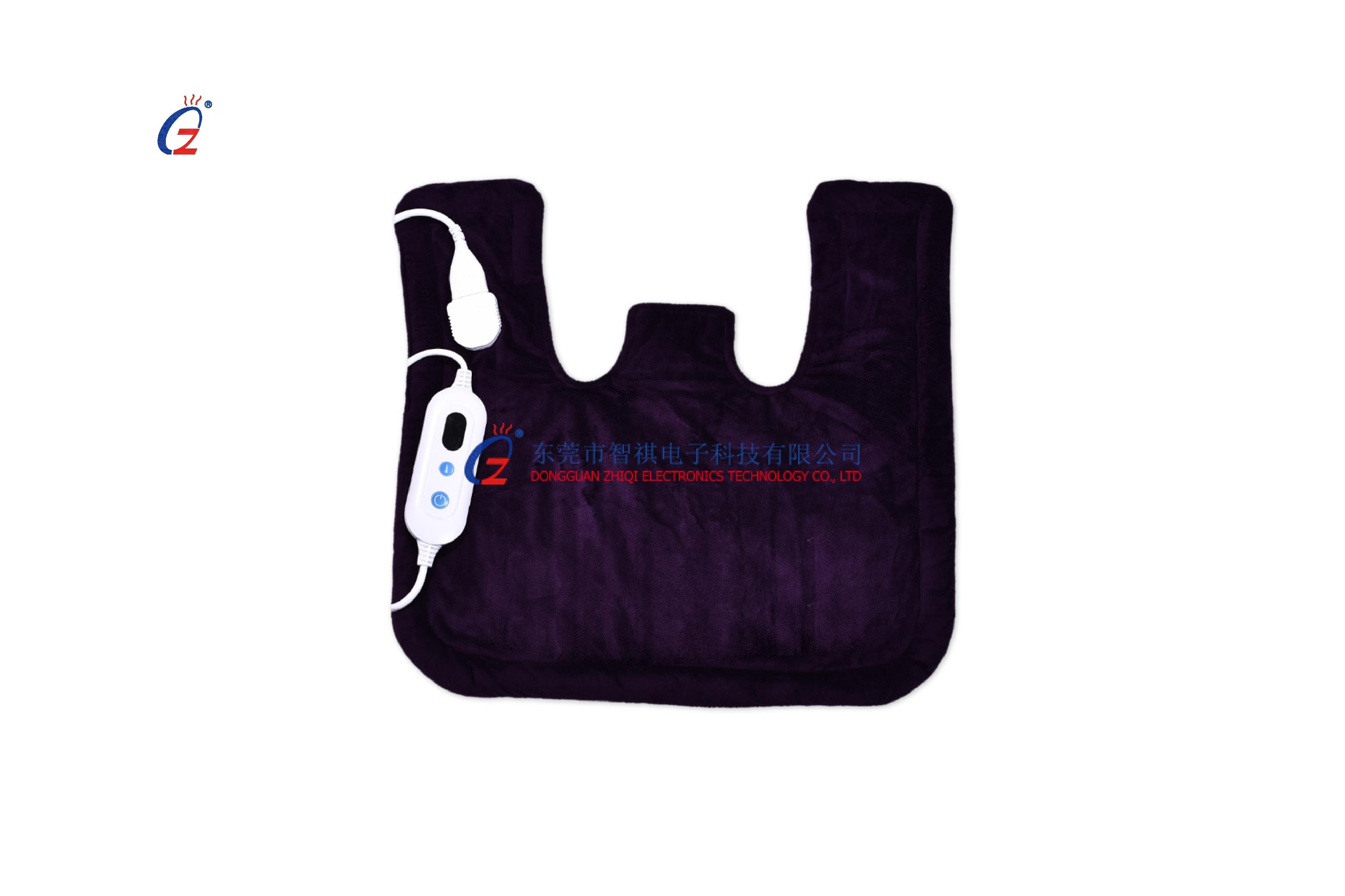 Hot selling neck and shoulder heat pad 4462 Dongguan Zhiqi Electronics