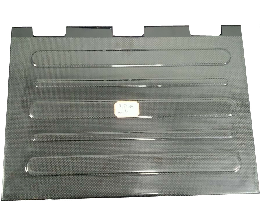 Customized carbon fiber computer chassis cover