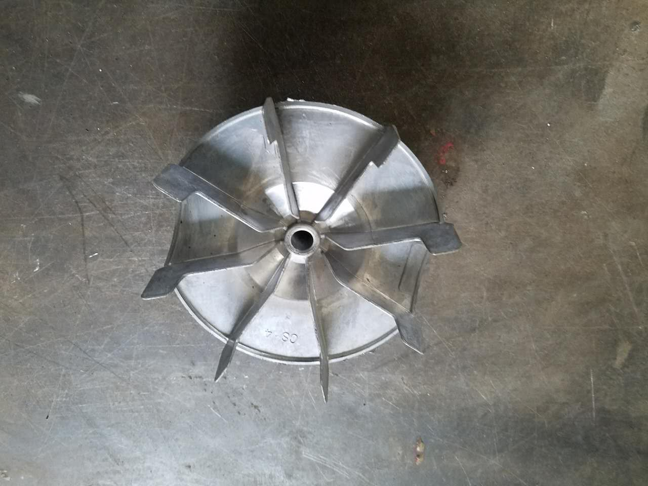 Cnc machined small parts for Damler, AUDI, TOYOTA car parts or air conditioner