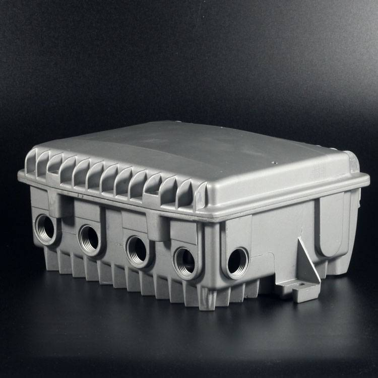Aluminium die casting for enclosure electronics