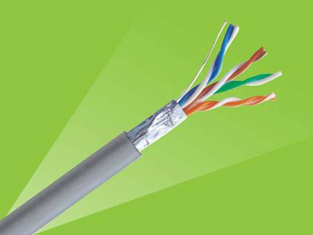 FTP CAT 5e Network cable