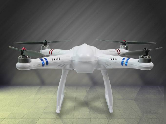 freeX Skyview Radio Control RC Quadcopter UAV Drone Ready To Fly RTF