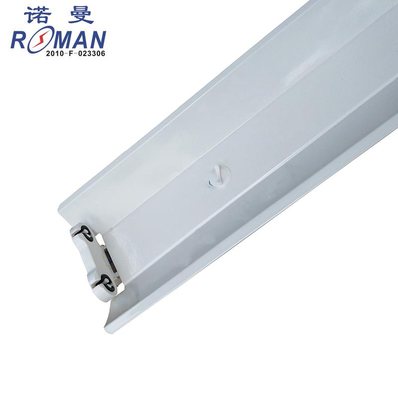 4ft double T5LED tube light fixture with wings T5LED light battens