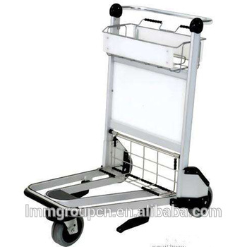 airport luggage trolley with brake convenient