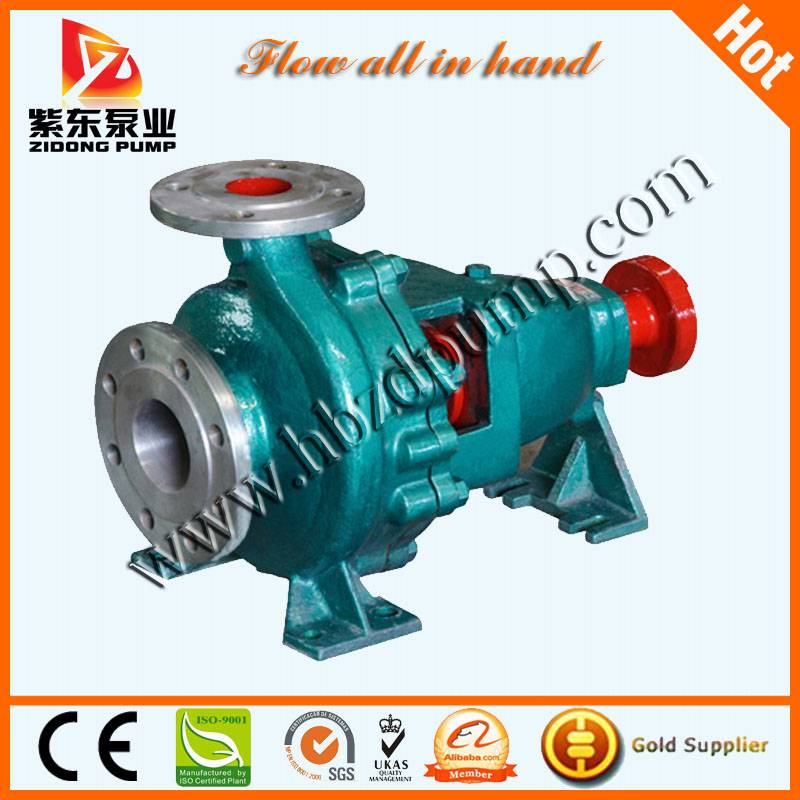 stainless steel impeller chemical pump