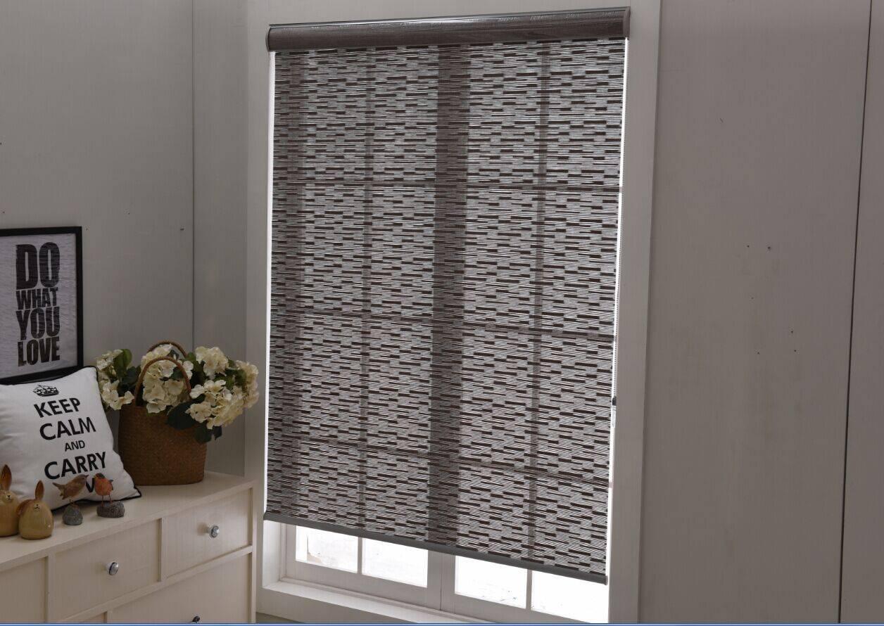 Luxury modern home decor roller blinds