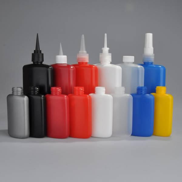 anaerobic glue bottle