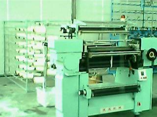Elastic Crochet Machine