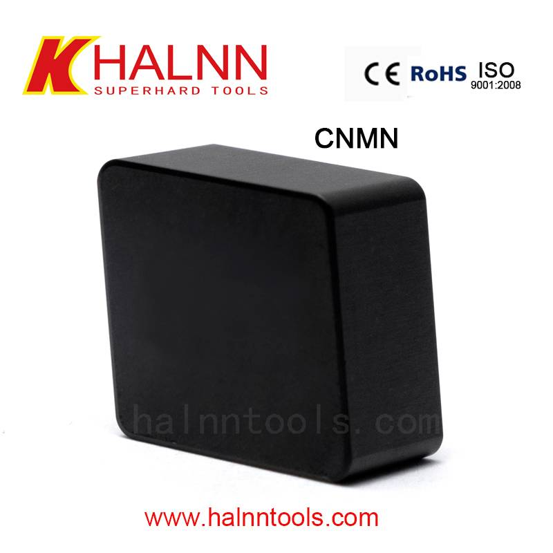 Halnn BN-S20 PCBN insert Hard turning High Speed Steel Roll