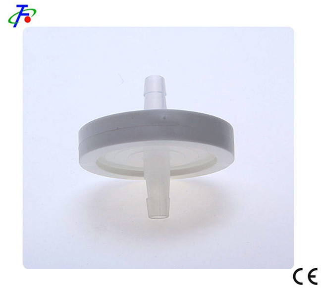 Hydrophobic suction filter