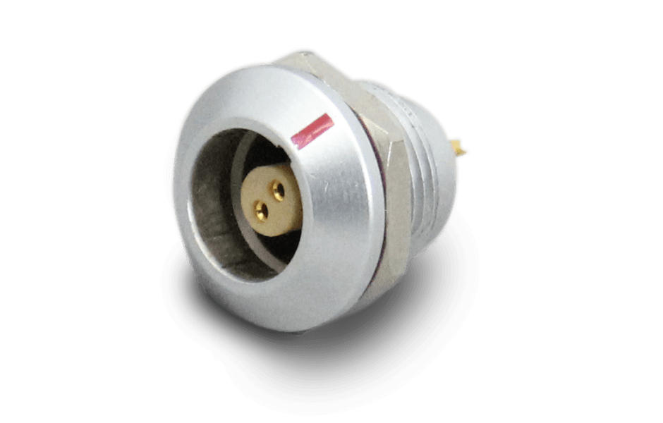 outdoor connector 6 pin circular electrical sockets ip 68 waterproof connectors EGG-1K-302-CLL