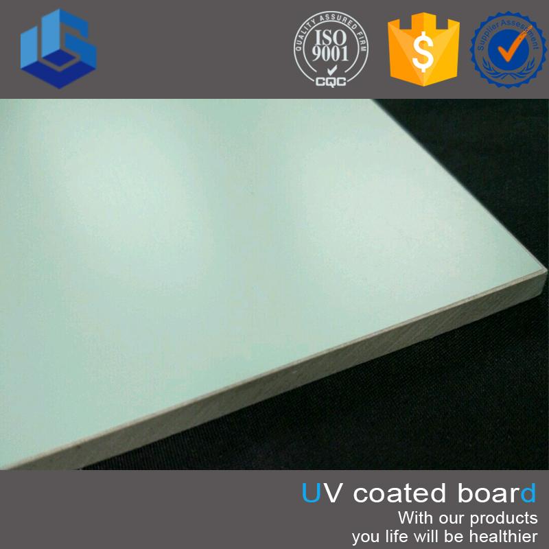 Decorative UV Coated Board