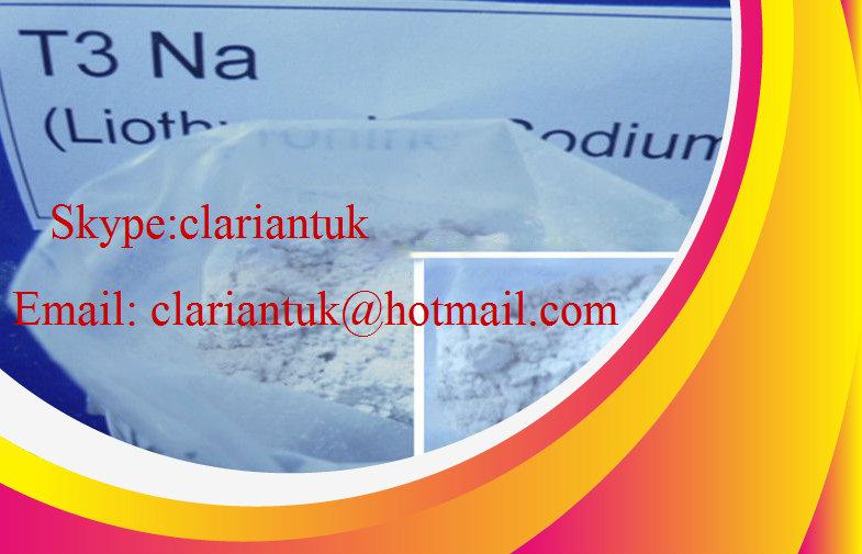 Liothyronine  sodium T3 Na Powder