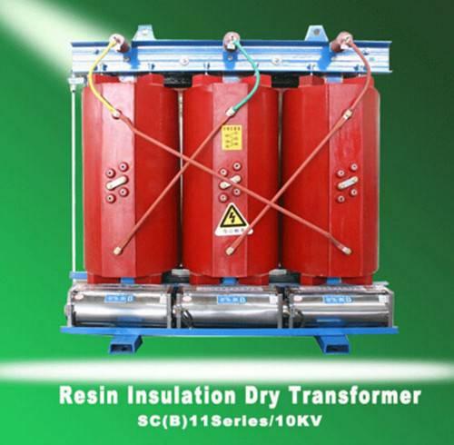 Dual-Split Dry-Type Transformer For Solar Power Application (dual LV input)