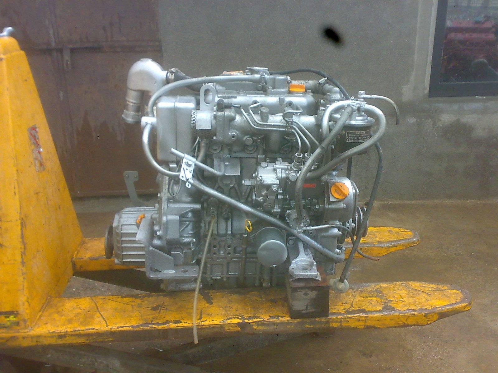 Yanmar Inboard Engine