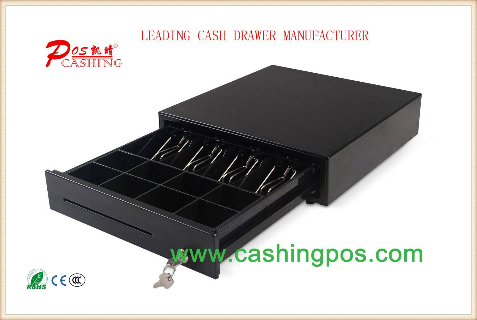 QR-350 Cash Drawer