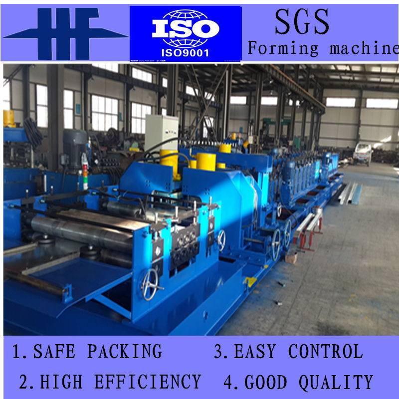 High Stable Quality Cable Tray Roll Forming Machine