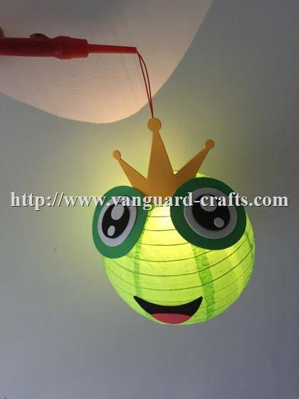 Cartoon Paper Lanterns with LED Light