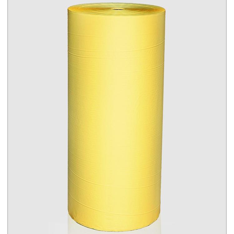 Automotive Car Painting Masking Tape Yellow Color High Temperature Resistance 80 celsuis