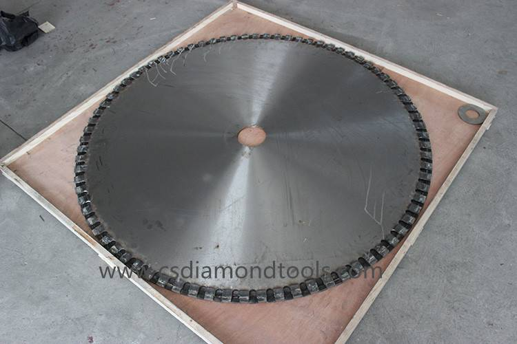 customizable diamond saw blade for granite cutting concrete 300-3500mm