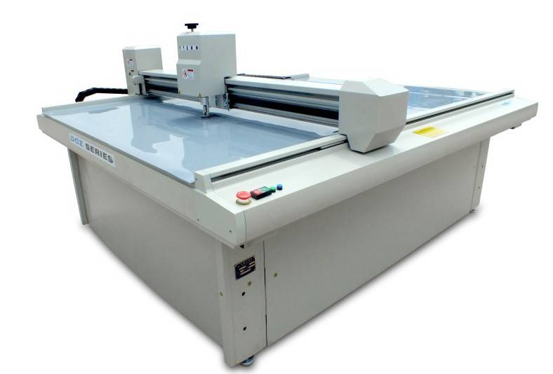 DCF30 series carton & box sample maker machine with cnc