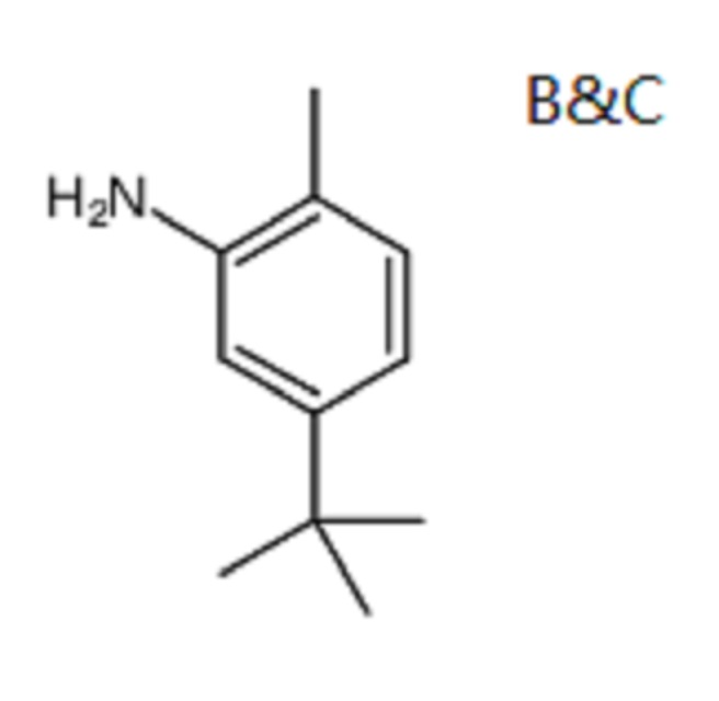 5-tert-butyl-2-methylaniline ( cas 85336-17-0)